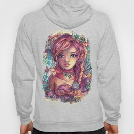 Spring Young Fairy Hoody