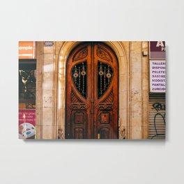Eixample - Barcelona, Spain - #35 Metal Print