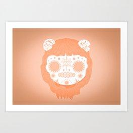 Deadwok Art Print