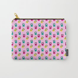 Game boy colors rain Carry-All Pouch