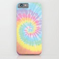 Pastel Tie Dye iPhone 6 Slim Case