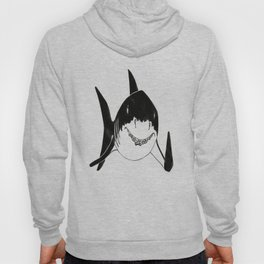 A Fin to Finning Hoody
