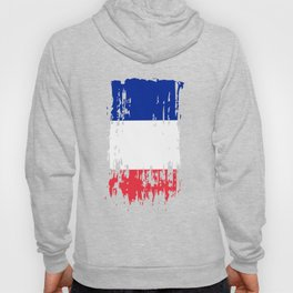 FR FRA France Flag Hoody