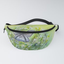 Cindy's Butterfly Fanny Pack