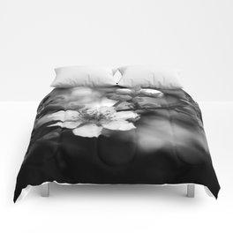 Blackberry Flower Comforters