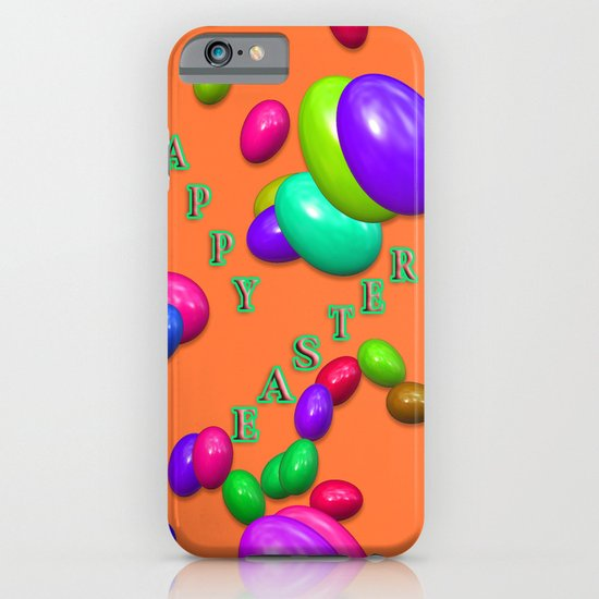 Happy Easter iPhone & iPod Case