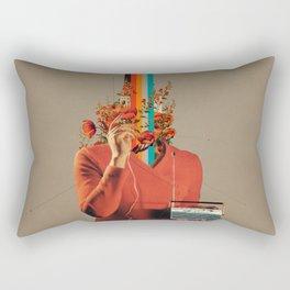 Musicolor Rectangular Pillow
