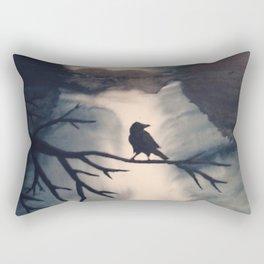 Serenity Now Rectangular Pillow