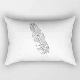 Soft as a Feather Rectangular Pillow