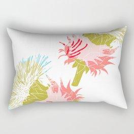 Pure flower Rectangular Pillow
