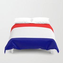 Flag of Netherlands 2 -pays bas, holland,Dutch,Nederland,Amsterdam, rembrandt,vermeer. Duvet Cover