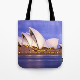Sydney Opera House Tote Bag