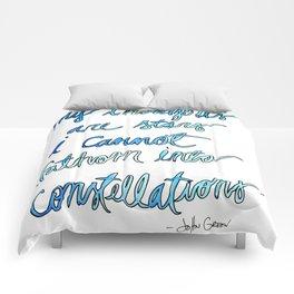 Quote, John Green Comforters