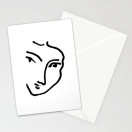 Nadia ( after) Matisse Stationery Cards
