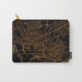 Washington map Carry-All Pouch