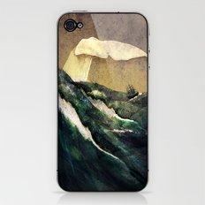 Moby Dick iPhone & iPod Skin