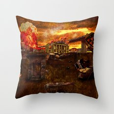 Will it come? Throw Pillow