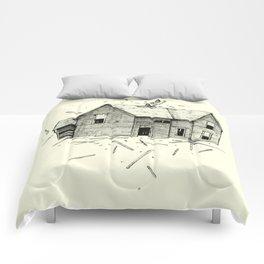 home blown Comforters