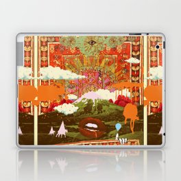 MORNING PSYCHEDELIA Laptop & iPad Skin