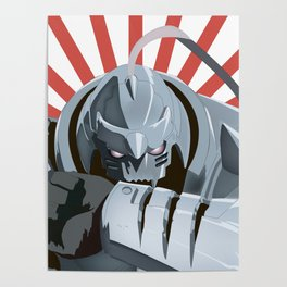 Fullmetall Alchemist Poster