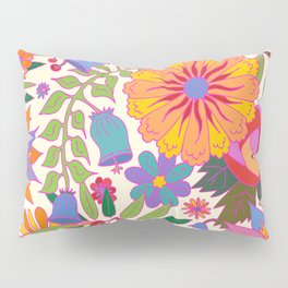 Just Flowers Lite Pillow Sham