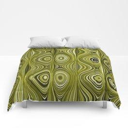 Electric Field Art XXXV Comforters