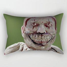 Twisty the Clown Rectangular Pillow