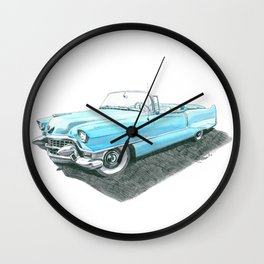 55 Ser. 62 Wall Clock