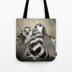 Cuddle up! Tote Bag