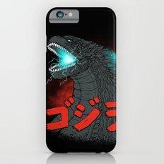 Mighty Kaiju Gojira iPhone 6s Slim Case