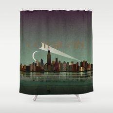 Gotham City Shower Curtain