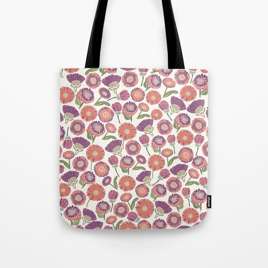 Our Florals Tote Bag