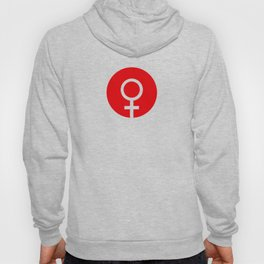 Female Symbol Hoody