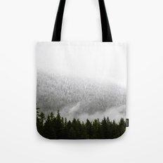 glacier Tote Bag