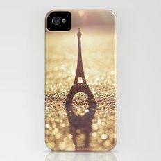 Paris, City of Light iPhone (4, 4s) Slim Case