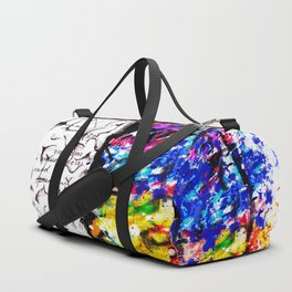 Conjoined Dichotomy Duffle Bag