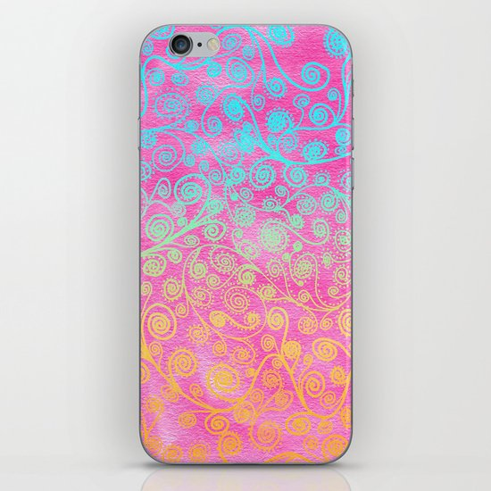 GET LUCKY iPhone & iPod Skin