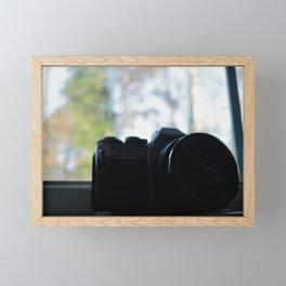 Vintage Framed Mini Art Print