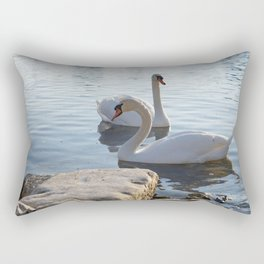 Love is in the air... Rectangular Pillow