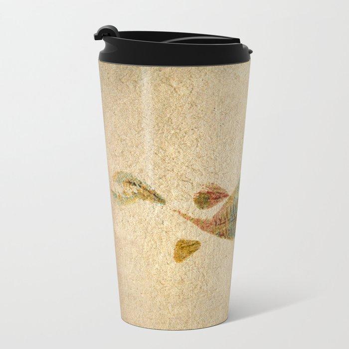 Mystic Koi Travel Mug
