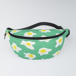Eggs Over Green Fanny Pack