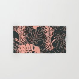 Tropical pattern 034 Hand & Bath Towel