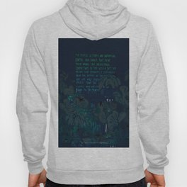 """""""Conquest of the Useless"""" by Werner Herzog Print (v. 8) Hoody"""
