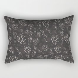 Inside Beauty Rectangular Pillow