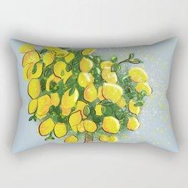 Lemon tree Rectangular Pillow