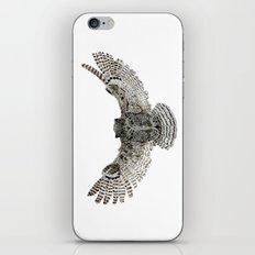 Inked flight iPhone & iPod Skin