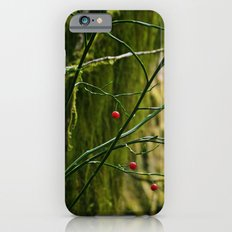 Red in the Forest iPhone 6s Slim Case