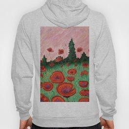 Fields of Red Hoody