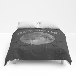 Craters Gonna Crate Comforters