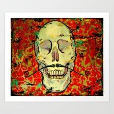 Senor Lluks Art Print